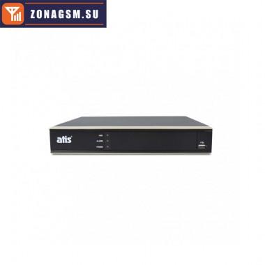 8-канальный видеорегистратор ATIS XVR 4108 RA