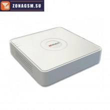 Видеорегистратор гибридный HiWatch DS-H204Q