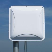 AX-1814PF MIMO 2x2 антенна 4G (14 dBi) ( LTE1800, GSM1800)