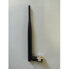 Широкополосная GSM900/GSM1800/WCDMA2100 всенаправеленная антенна 5dbi