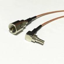 Адаптер (пигтейл) для модема CRC9/FME-male