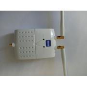 Репитер стандарта GSM900, 2 внутрненние sma антенны, 55дБ