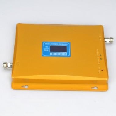 Репитер 3G и GSM (WCDMA2100/GSM900) сигнала, 60 дБ
