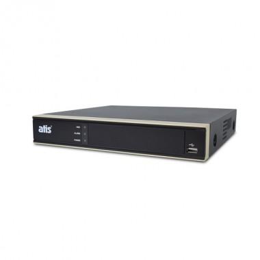 8 канальный видеорегистратор ATIS XVR 4104NA