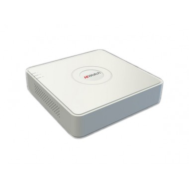 HiWatch DS-H104G гибридный регистратор  на 4 канала(720p)
