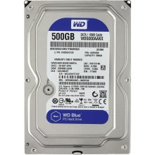Жесткий диск WD Blue (WD5000aakx) 500Gb